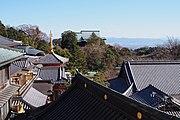 朝護孫子寺(奈良県平群町)