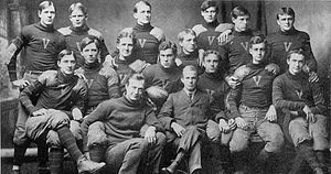 1904 Vanderbilt Commodores football team - Image: 1904Vandy
