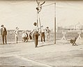 "1904 Olympics- C. E. Dvorak, Chicago Athletic Association, Pole Vaulting, (won at 11'6"").jpg"