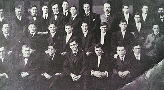 1906 College Football All-Southern Team - The 1906 Vanderbilt Commodores.
