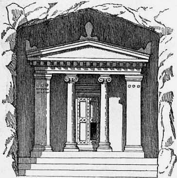 1911 Britannica-Architecture-Telmessus