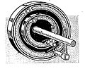 1911 Rover 12 rear brake drums.jpg