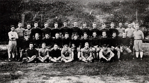 1919 Clemson Tigers football team - Image: 1919 Clemson Tigers football team (Taps 1920)