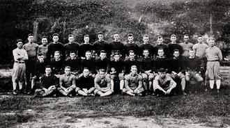 1919 Clemson Tigers football team - Image: 1919 Clemson Tigers football team (Taps 1920)