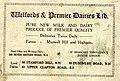 1920s advert Welfords and Premier Dairies LTd.jpg