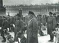 1932. Школа служебного собаководства на параде в день 15-летия милиции.jpg