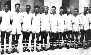 FC Dynamo Odessa - Dynamo Odessa squad in 1936