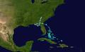 1947 Atlantic tropical storm 7 track.png