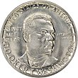 1947 Booker T. Washington half dollar obverse.jpg