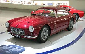 Maserati A6 - 1956 A6G/54 Zagato