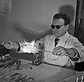 1958 Maitre verrier au CNRZ-3-cliche Jean Joseph Weber.jpg