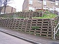 1960's Dry Stone Walling, Scraith Wood Drive, Sheffield - geograph.org.uk - 760166.jpg
