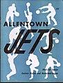 1960 - Allentown Jets Basketball Program Allentown PA.jpg