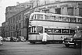 1960 Sheffield trams last day 8 October with policeman.jpg