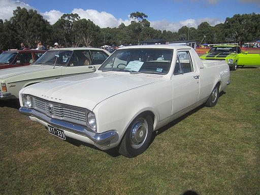 1969 Holden HT Belmont Utility