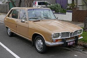 Renault 16 - Renault 16 TL