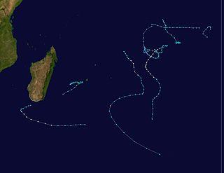 1986–87 South-West Indian Ocean cyclone season cyclone season in the South-West Indian ocean