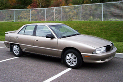 Oldsmobile Achieva Sedan (1992–1997)