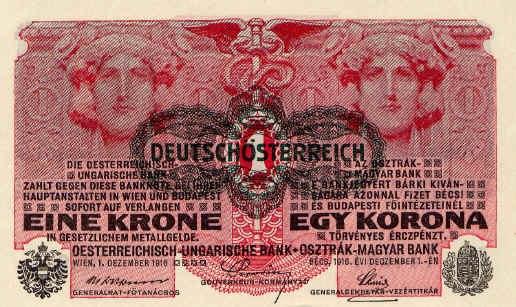 1P049-1919-1 Krone