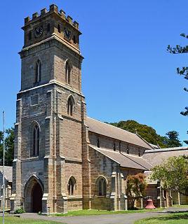 St Judes Church, Randwick Church in New South Wales, Australia