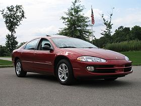 dodge intrepid wikipedia rh en wikipedia org 1996 Chrysler Intrepid Chrysler Intrepid 1998 Pink Colour
