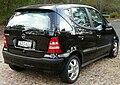 2003-2004 Mercedes-Benz A 160 (W 168 MY03.5) Classic hatchback (2009-01-15) 03.jpg