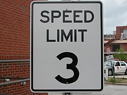 Speed limits in the United States by jurisdiction - Wikipedia