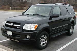 Toyota Sequoia - 2005–2007 Toyota Sequoia Limited
