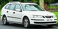 2006-2007 Saab 9-3 Linear 2.0t SportCombi (2011-11-17) 01.jpg