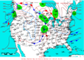 2007-03-09 Surface Weather Map NOAA.png