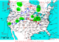2007-03-21 Surface Weather Map NOAA.png