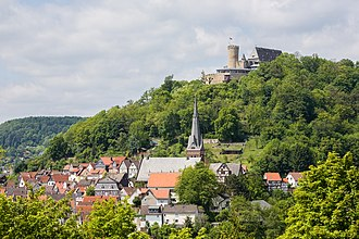 Biedenkopf - Schloss Biedenkopf