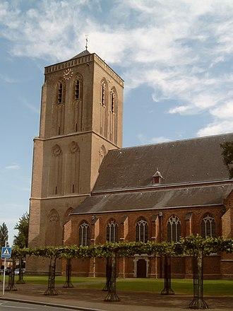 Montferland - Image: 2007 07 19 09.10 Didam, kerk