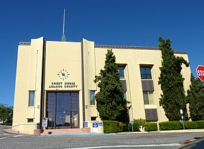 Amador County Courthouse