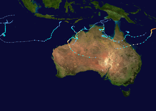 2009–10 Australian region cyclone season cyclone season in the Australian region