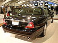 2009 black Jaguar Super V8 rear.JPG