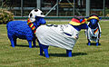 2010 FIFA World Cup Germany Sheep national football team 06.jpg