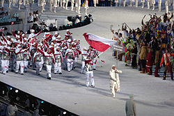2010 Opening Ceremony - Poland entering.jpg
