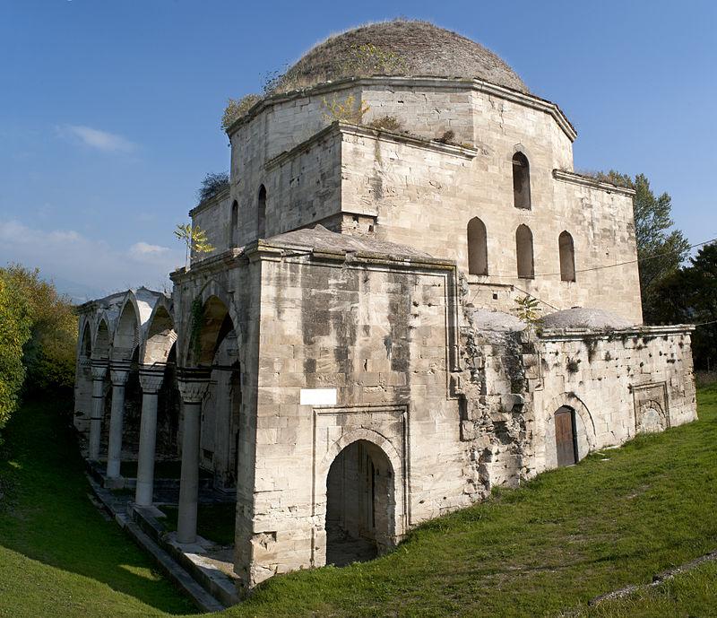 20111029 Ahmet Pasha Mosque Mehmet Bey Serres Greece 2.jpg
