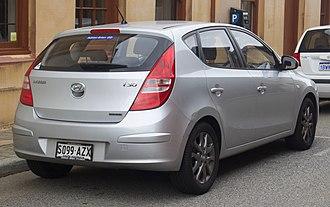 Hyundai i30 - i30 hatchback