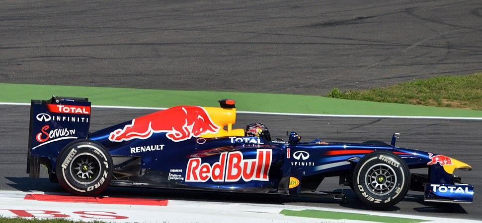 2011 Italian GP - Vettel