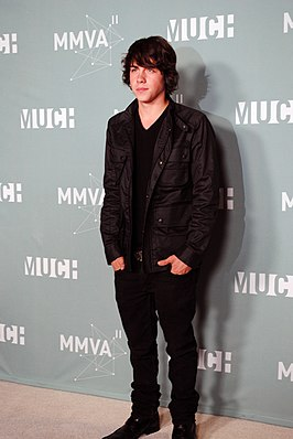 2011 MuchMusic Video Awards - Munro Chambers.jpg
