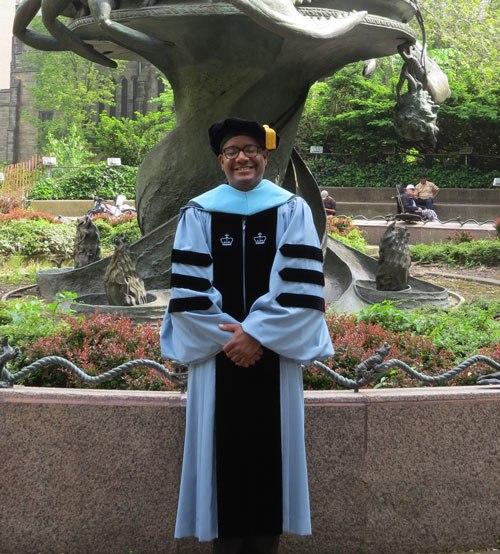 2013 Columbia University Doctoral Robe