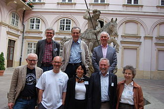 European Cyclists' Federation - Picture of the 2013 ECF Board
