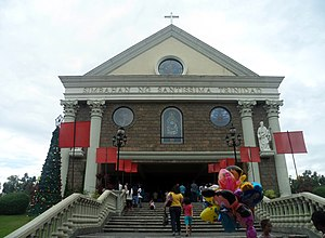 2014-12-07 Parish of the Most Holy Trinity Batangas City 001.jpg