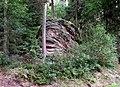 20140815010DR Karsdorf (Rabenau) Dippoldiswalder Heide am Einsiedlerstein.jpg