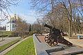 2014 Пушка на Валу Чернигов 01.jpg