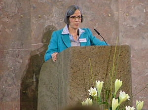 Sylvia Schenk - Sylvia Schenk in 2015