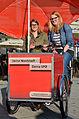 2015-05-23 Eröffnung Goseriede zur Velo City Night, Region Hannover, (114) Fahrrad-Wahlhelferinnen Deine Nordstadt, Deine SPD.jpg