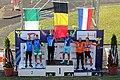 2015-08-22 Derny European Championship Radrennbahn Hannover 182504.jpg